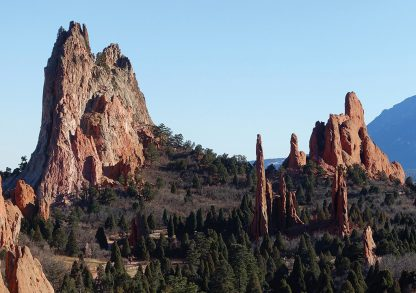 Garden of the Gods, greeting card, Happier Place, pic006