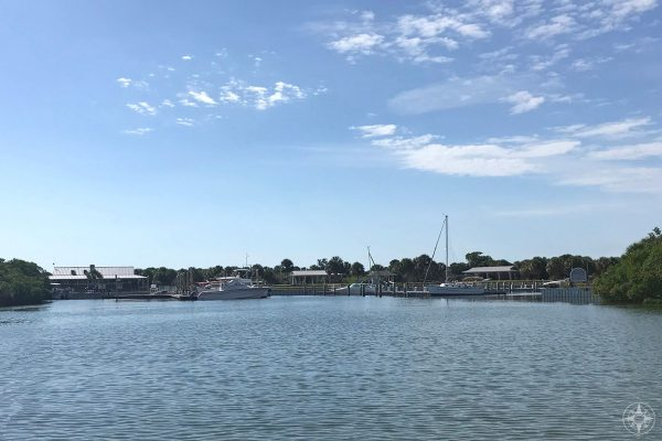 Caladesi Island State Park Marina and Cafe