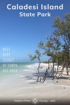 Caladesi Island State Park, Tampa Bay Area's Best-Kept Secret, Unspoiled Gulf Coast Island