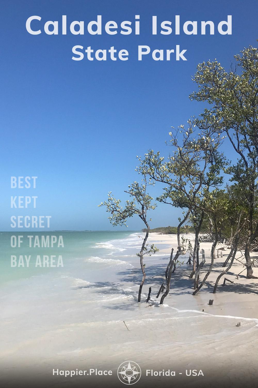 Caladesi Island State Park, Tampa Bay Area's Best-Kept Secret, Unspoiled Gulf Coast Island