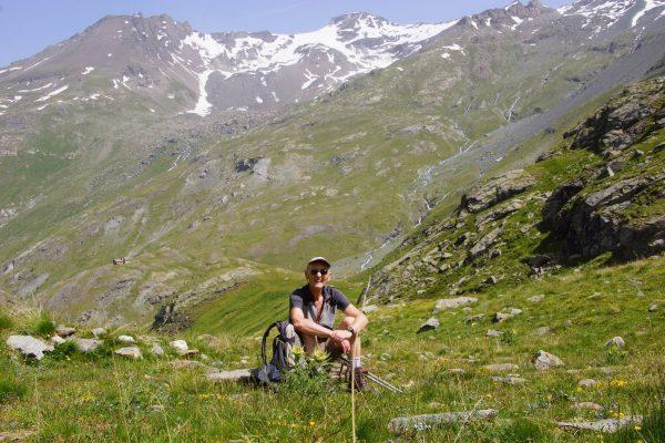 Claude Heron, Alpine hiking break, Outdoors Generations